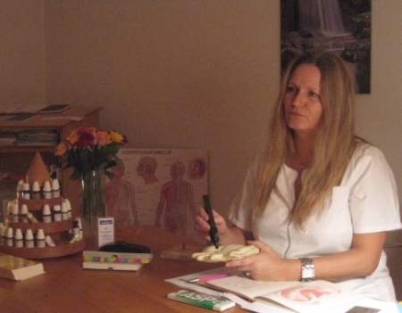 Handakupunktur Gabriele Wieland