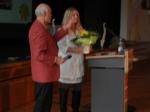 Dank und Blumen von Helmut Koch